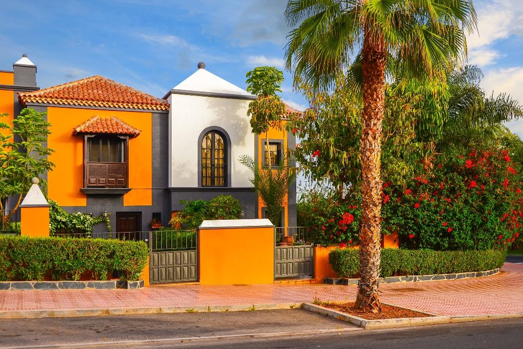 Tuin aanleg en onderhoud Costa Blanca, voortuin